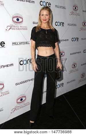 LOS ANGELES - SEP 17:  Josie Davis at the Brent Shapiro Foundation for Alcohol and Drug Prevention at the Private Residence on September 17, 2016 in Beverly Hills, CA