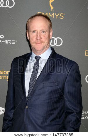 LOS ANGELES - SEP 16:  Matt Walsh at the TV Academy Performer Nominee Reception at the Pacific Design Center on September 16, 2016 in West Hollywood, CA