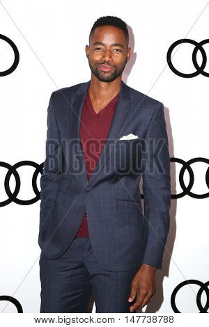 LOS ANGELES - SEP 15:  Jay Ellis at the Audi Celebrates The 68th Emmys at the Catch on September 15, 2016 in West Hollywood, CA