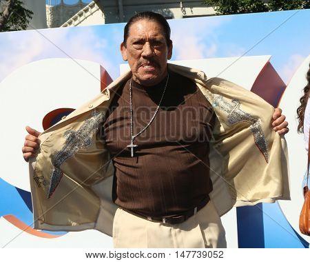 LOS ANGELES - SEP 17:  Danny Trejo at the