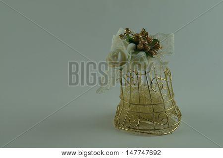 Düğün ve gelinler için hazırlanmış hediyelik şekerlik.