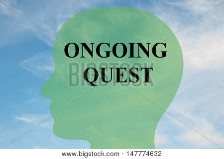 Ongoing Quest - Mental Concept