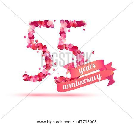 Fifty Five (55) Years Anniversary