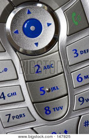 Teclado para celular