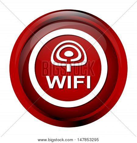 Wifi icon sign, internet icon vector illustration