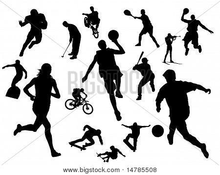 Man sports