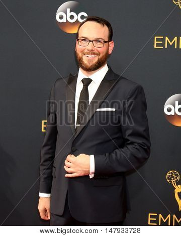 LOS ANGELES - SEP 18:  Dana Brunetti at the 2016 Primetime Emmy Awards - Arrivals at the Microsoft Theater on September 18, 2016 in Los Angeles, CA
