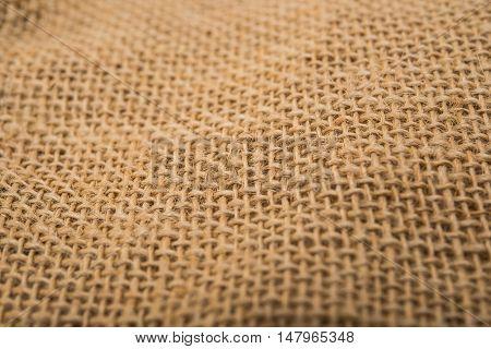fabric texture canvas burlap rag, cotton, macro