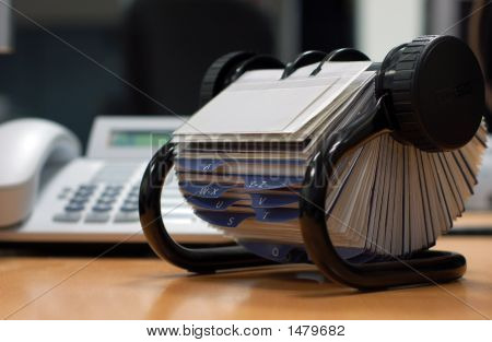 Business-Card Holder