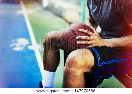 Basketball Activity Ability Athlete Skill Sport Concept