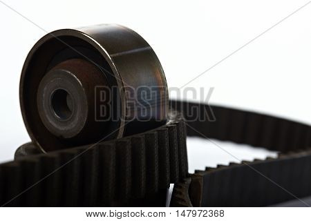 Roller On Timing Belt