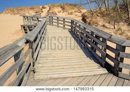 Sleeping Bear Dunes National Lakeshore, Michigan, USA