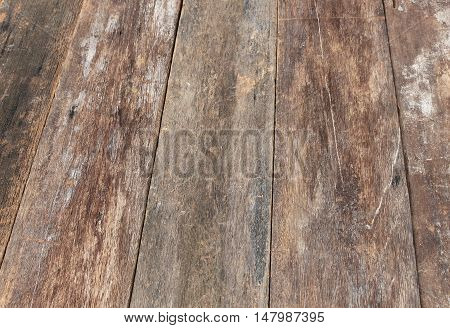 Wooden background texture : copy space for add text above and may be used as background :