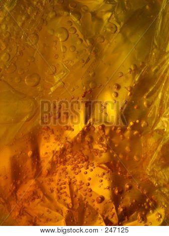 Orange Bubbles 2