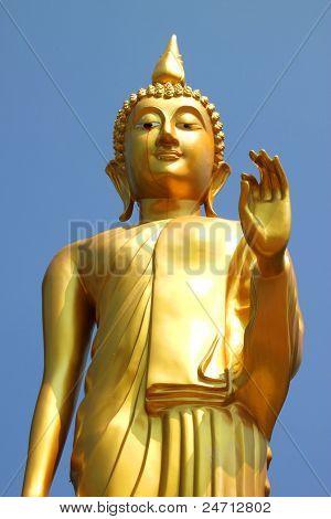 Blessing Posture Buddha