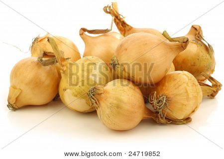 fresh pearl onions