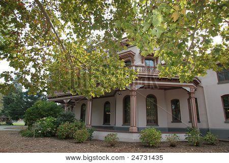 Bidwell Mansion North Side