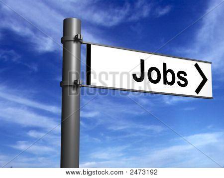 Jobs Signpost