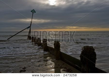 Selsey Seascape