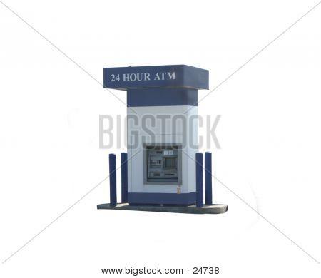 24 Hour ATM