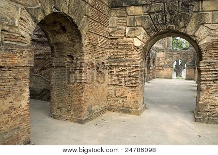 Archways At Residency, Lucknow