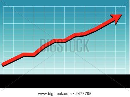 Sales Success Chart.Eps