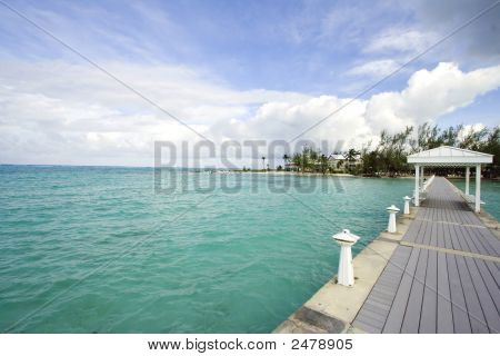 Fishing Resort In The Cayman Islands