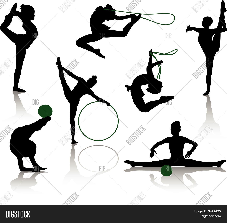Поделка гимнастки своими руками