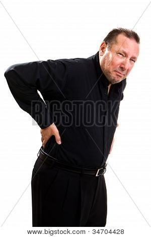 Elderly Back Pain