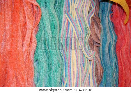 Strips Of Candy