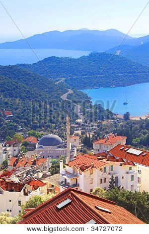 ?ity Kas (kash) In Turkey