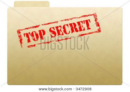 Secret Document Folder