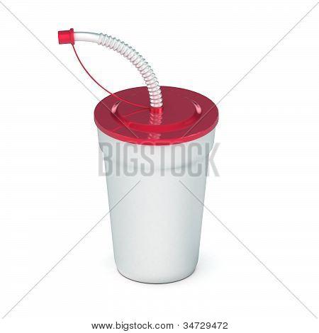 Soda Drink Illustration