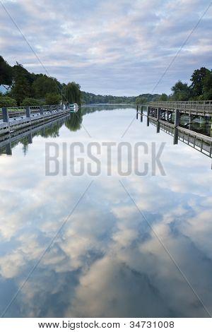 Marsh Lock Henley On Thames