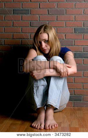 Vulnerable Woman