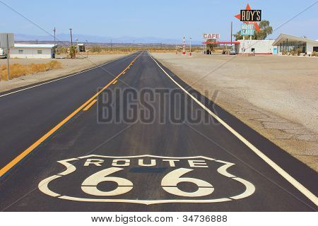 Route 66 Landmark
