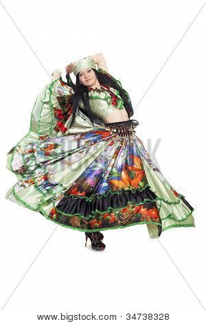 Gipsy dancer