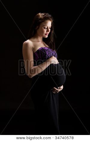 Pregnancy Model 36 weeks