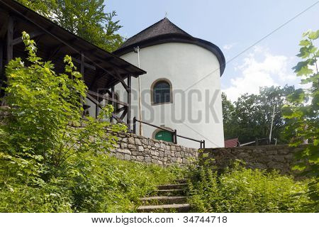 Chapel St  Anne of the early eighteenth century  Sosnowka, Poland