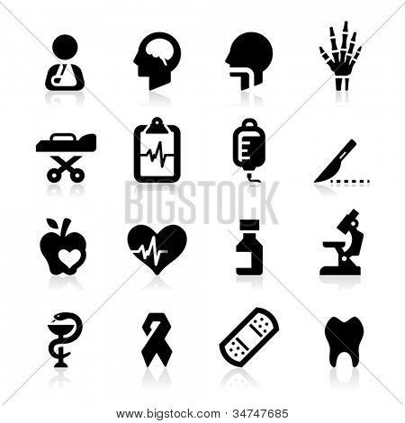 Ícones de saúde