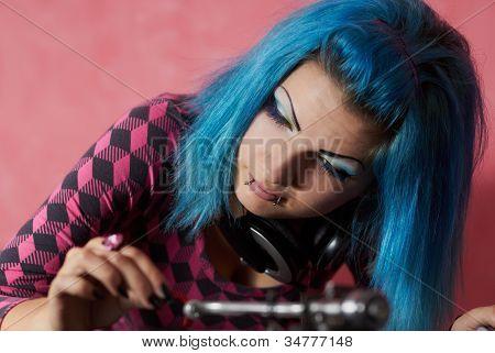 weibliche dj