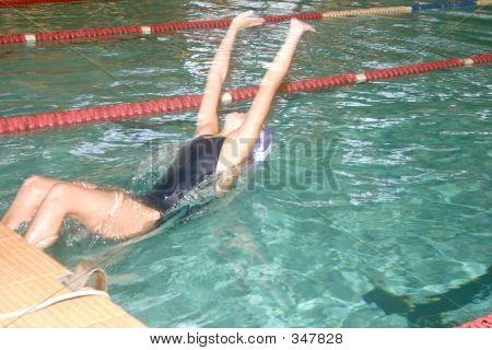 Backstroke Start