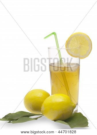 The Al Limone Lemon Tea