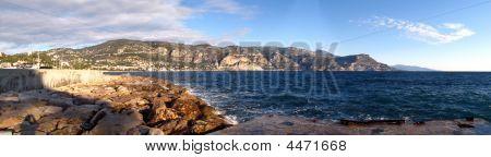 Panorama Coastline