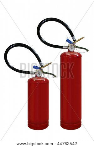 Photo of Extinguishers
