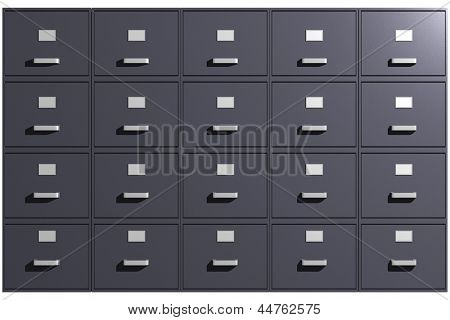 Photo of File cabinets (3D)