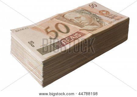 Photo of Brazilian Money - 50 Reais