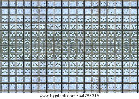 Photo of Glass brick (Texture)