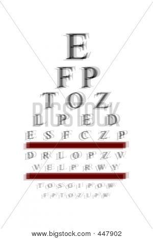 Something Wrong With My Eye