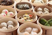 stock photo of gai  - yumcha - JPG
